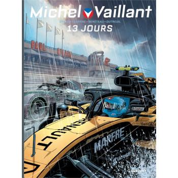 MICHEL VAILLANT - 13 JOURS