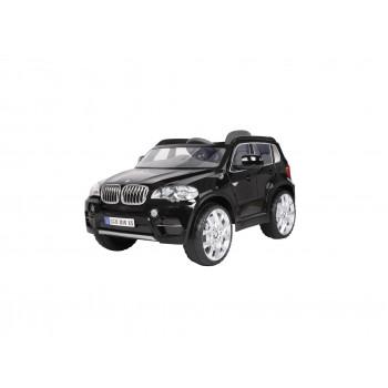 E-car BMW X5 noir
