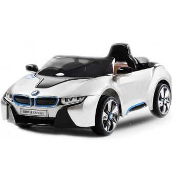 E-CAR BMW I8 BLANC