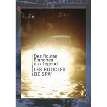 """Livre """"Des Routes Blanches..."""