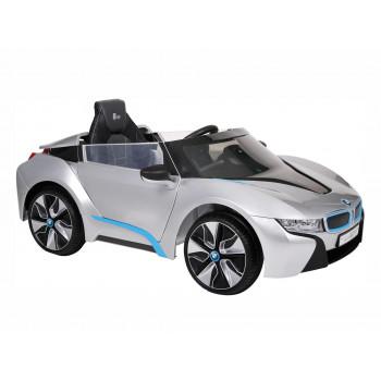 E-CAR BMW I8 ARGENT