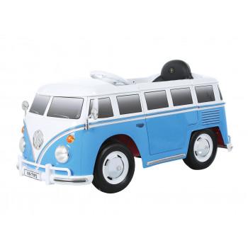 E-CAR VW VAN BLEU