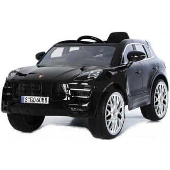 E-CAR PORSCHE MACAN NOIR