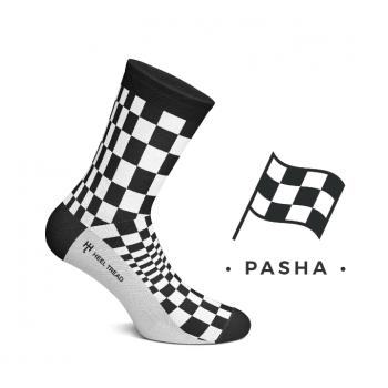 Chaussettes hautes Pasha BW