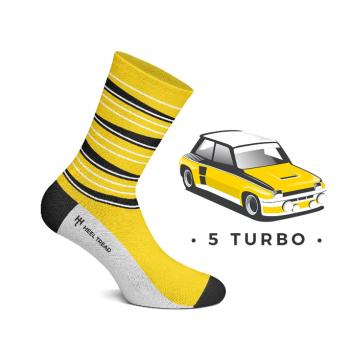 Chaussettes hautes 5 Turbo