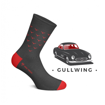 Chaussettes hautes Gullwing