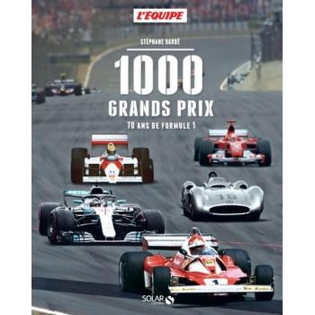 1000 Grands Prix - 70 ans...