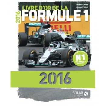 Livre d'or de la Formule 1...