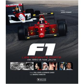 F1 LES MOMENT FORTS DE 1950...