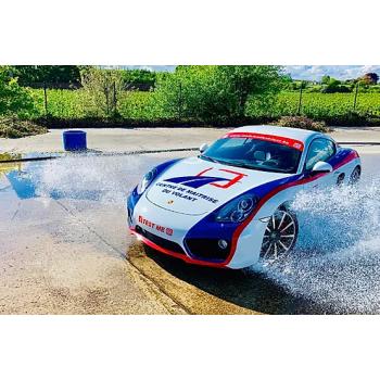 Stage maîtrise Porsche...