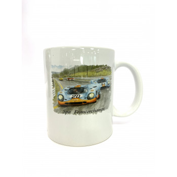 Mug Porsche 917 Gulf