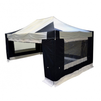Tente INDUSTRIELLE 6x4m (4...