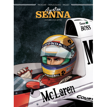 Ayrton Senna - Histoire...