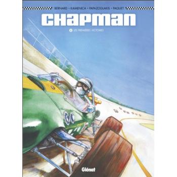 Chapman Tome 1 - Les...