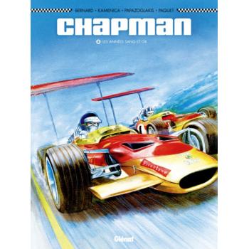 Chapman Tome 2 - Les années...