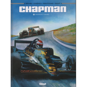 Chapman Tome 3 - Splendeur...