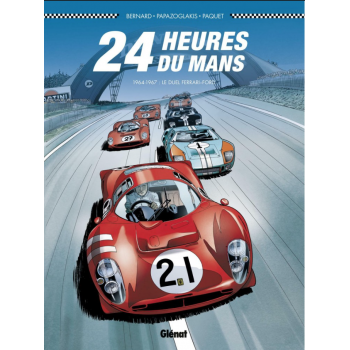24 HEURES DU MANS 1964-1967...