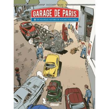 Le garage de Paris Tome 2 -...