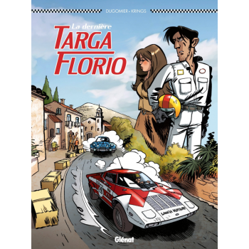 La dernière Targa Florio (BD)