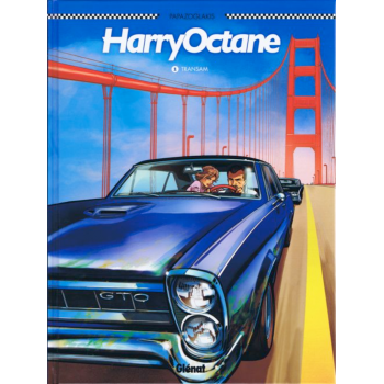 HARRY OCTANE TOME 1 -...