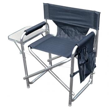 Chaise repliable en aluminium