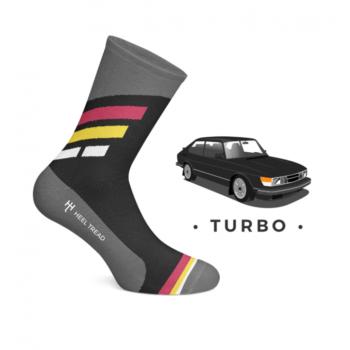 Chaussettes hautes Turbo