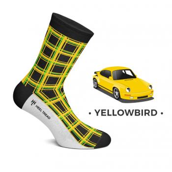 Chaussettes hautes Yellow Bird