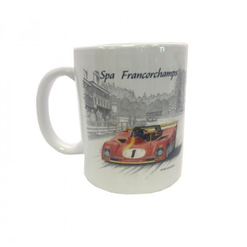 Mug Ferrari