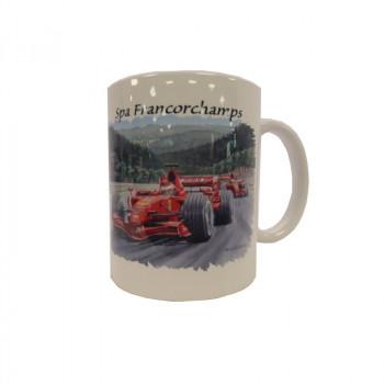 Mug Ferrari combes