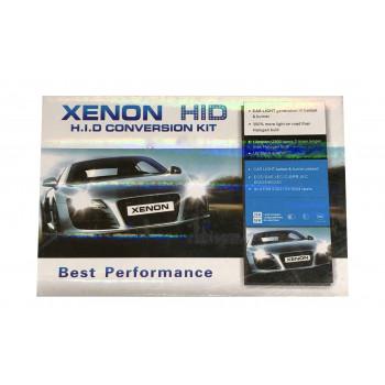 Kit Xenon HID H3 - 55W - 6000K