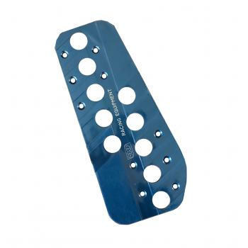 Repose-pied OMP bleu