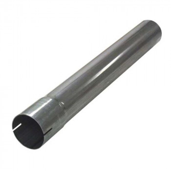 Tube droit 500mm - 76mm
