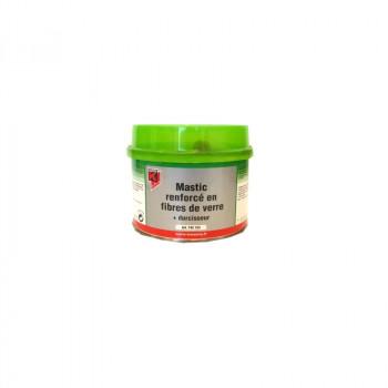Mastic renforcé en fibres...