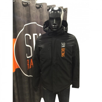 Veste SPA Racing avec capuche