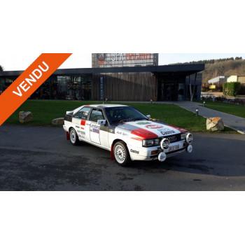 Audi Coupe Quattro 1986 2.2
