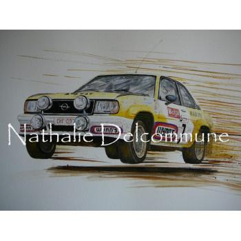 Peinture à l'huile n°7 -...