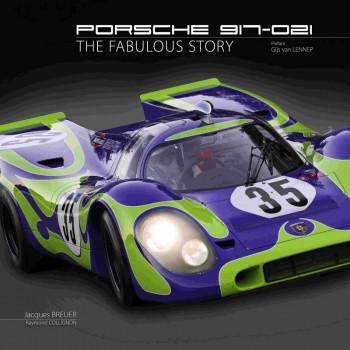 Livre Porsche 917 - 021 The...
