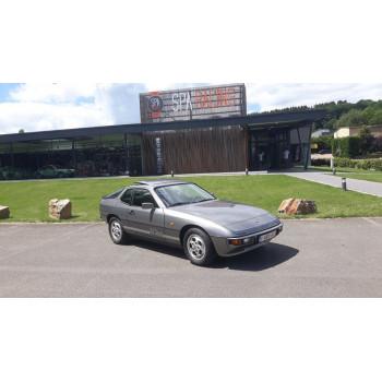 Porsche 924S Targa