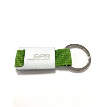 Porte-clés vert circuit...