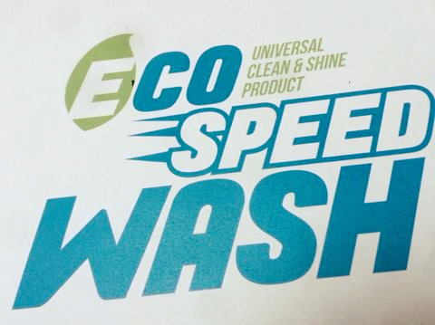 ECO SPEED WASH