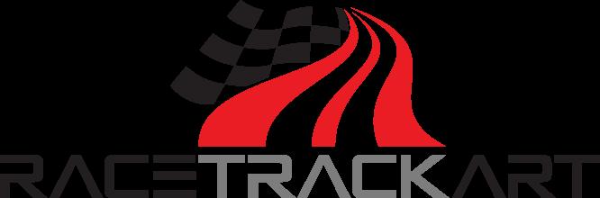 RACE TRACK ART